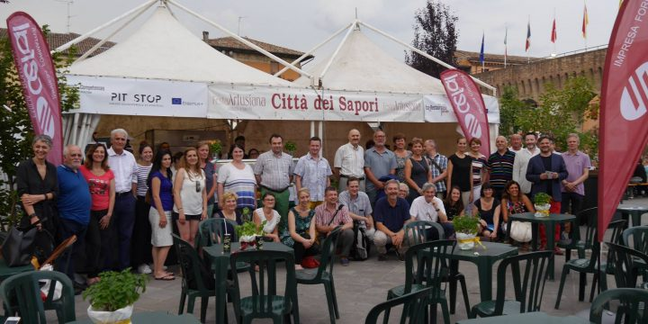 Sustainability fair in Forlimpopoli – Italy