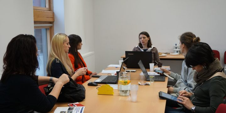 "Steering Committee of ""Eco-restaurateur"" project in Poland"