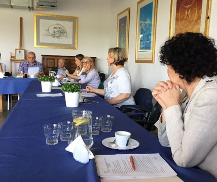 """Presentation of the results of the work on the rating system in the framework of the project """"Eco Restaurateur"""""""